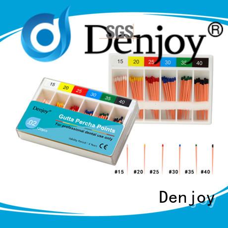 Denjoy fill paper point factory for dentist clinic