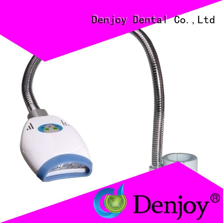 Denjoy Bleaching device company for dentist clinic