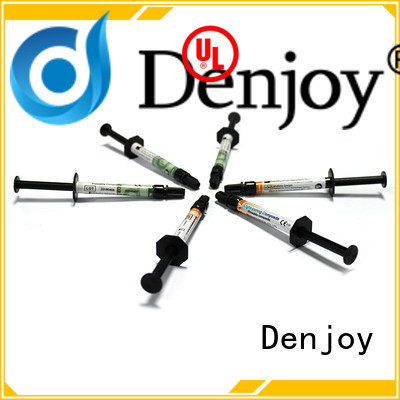 Denjoy flowable dental composite resin Suppliers for dentist clinic