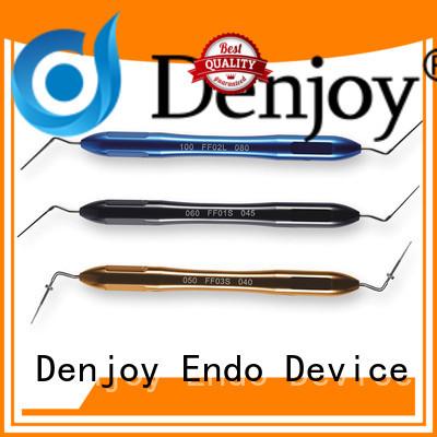 Denjoy obturation Hand plugger company for hospital