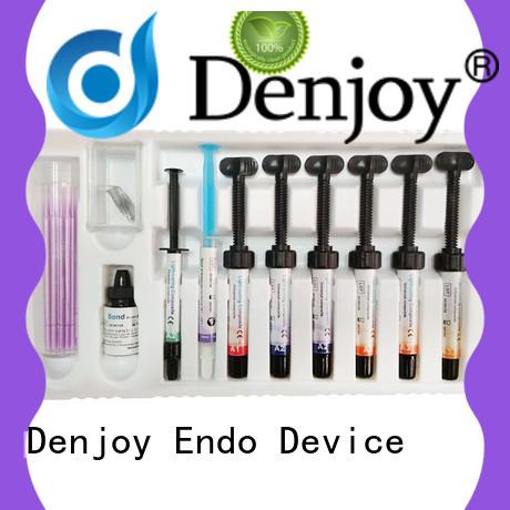 Denjoy kit dental resin kit factory for dentist clinic