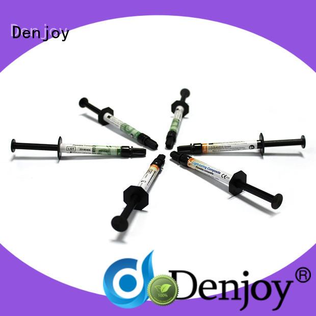 Denjoy Wholesale dental filling material manufacturers for hospital