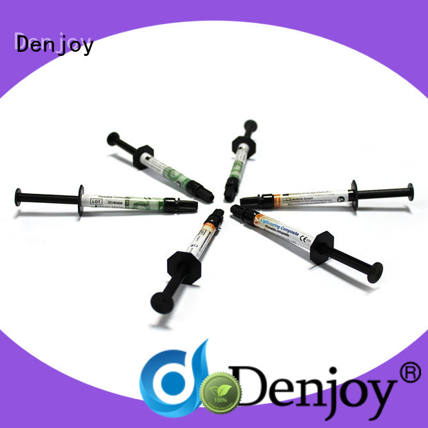 Denjoy composite dental filling material for business for hospital