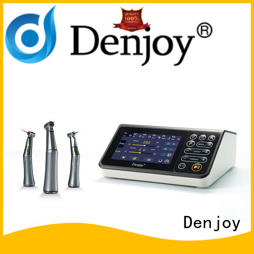 Denjoy Latest dental surgical motor Supply for hospital