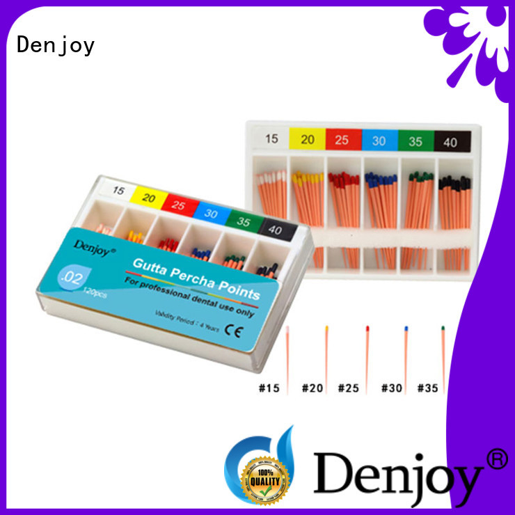 High-quality dental gutta percha filling for business for hospital