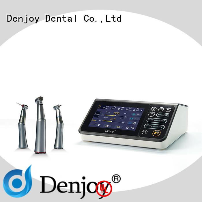 Denjoy motoraike dental surgical motor Suppliers for dentist clinic