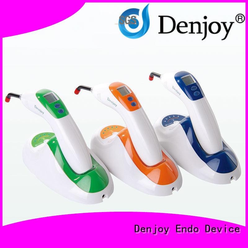 Denjoy length dental curing light factory for dentist clinic