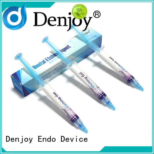 Denjoy material dental etching gel for business for hospital