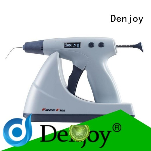 Denjoy alloy cordless gutta percha obturation system factory for dentist clinic