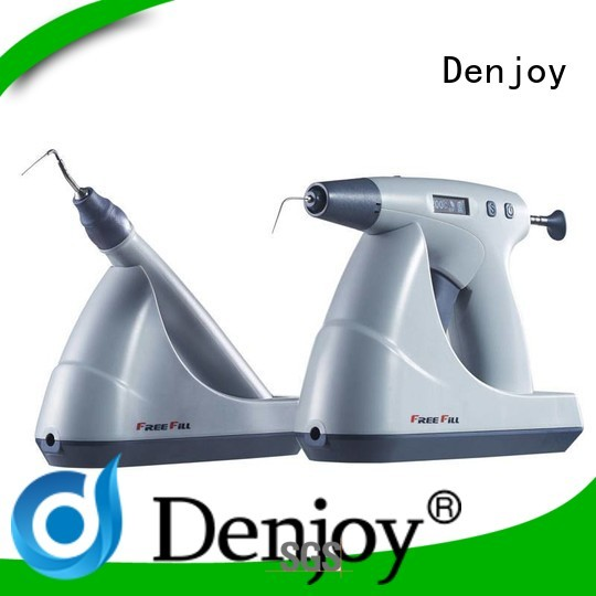 Denjoy Best obturation system company for dentist clinic