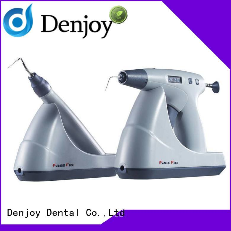 Denjoy High-quality cordless gutta percha obturation system factory for hospital