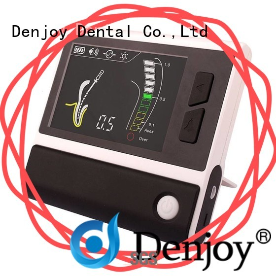 Denjoy accuracy electronic apex locator for hospital