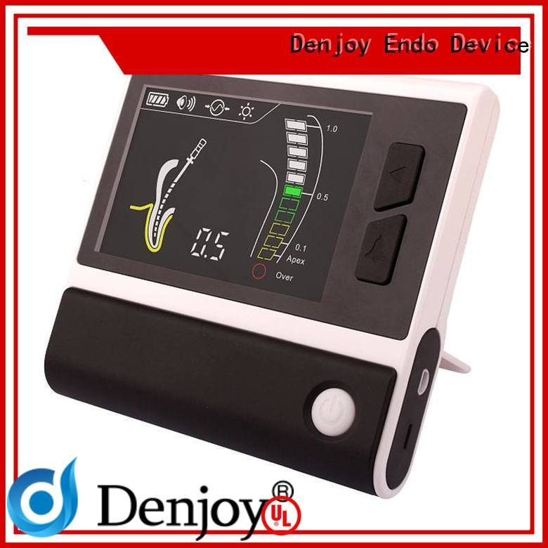 Denjoy mini electronic apex locator manufacturers for hospital