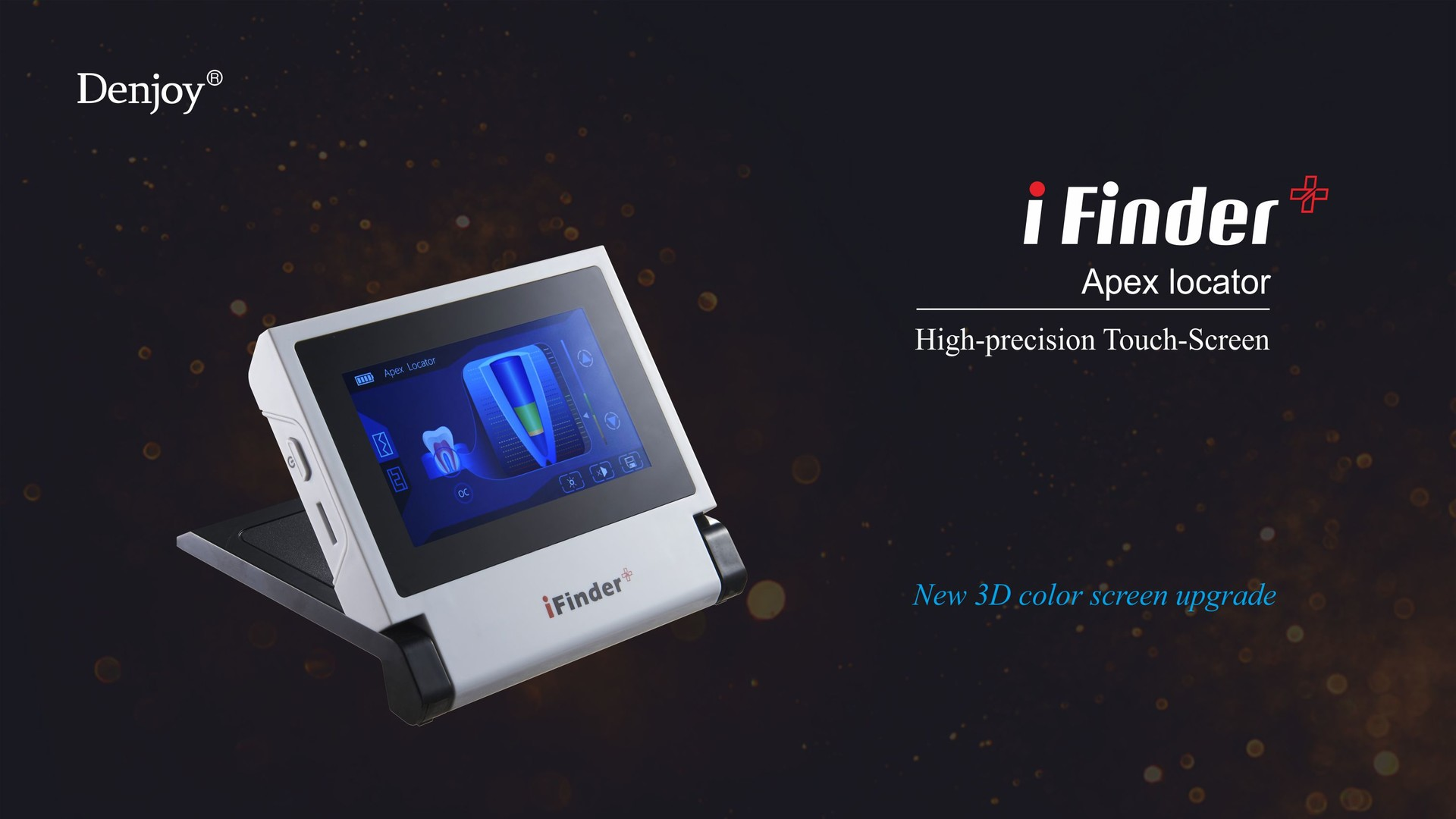 Denjoy High-precision Touch-screen Apex Locator-ifinder