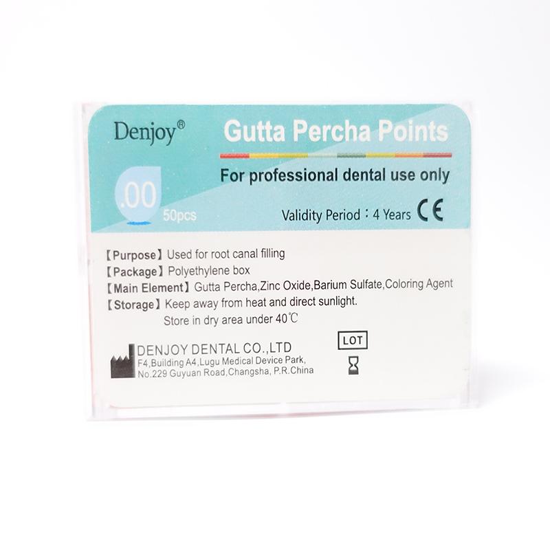 Denjoy Wholesale Gutta percha point manufacturers for hospital-1