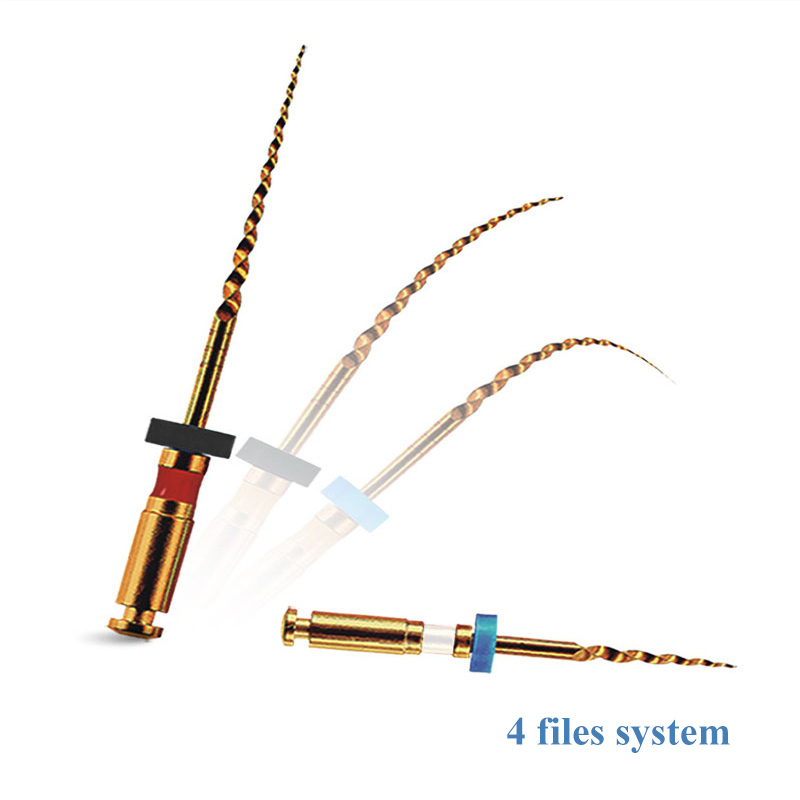 Denjoy Flexible Ni-Ti Root Canal Files-i3 Gold