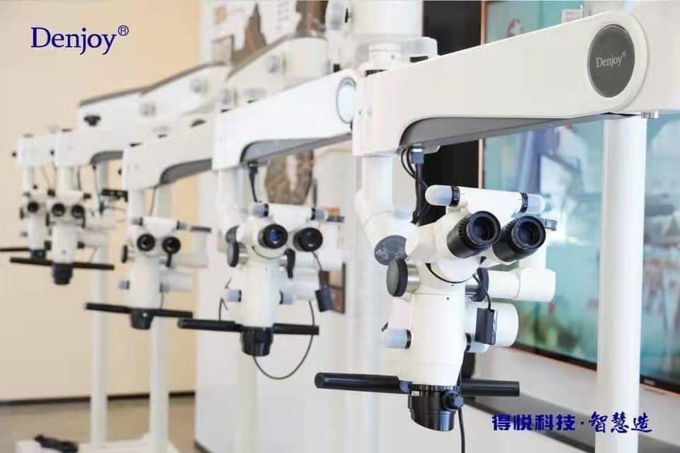 Microscope training and introduction
