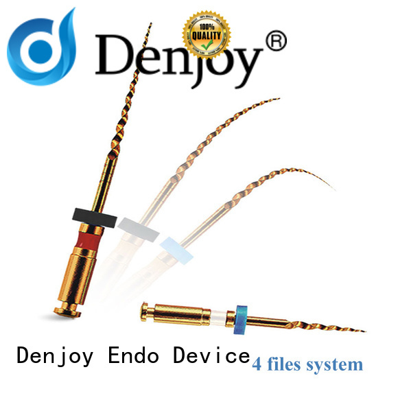 Denjoy High-quality rotary instruments for dentist clinic