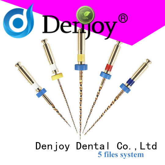 Denjoy Best endo insturments Supply for dentist clinic
