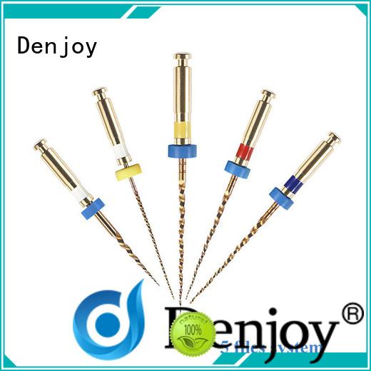 Best nitirotaryfile denjoy Supply for dentist clinic